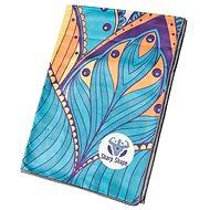 Sharp Shape Yoga Microfibre towel Mandala - Törölköző