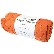 Sharp Shape Non slip towel orange - Törölköző