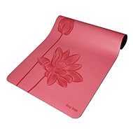Sharp Shape PU Yoga matrac Flower - Jógaszőnyeg