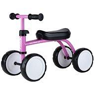STIGA Mini Rider GO rózsaszínű - Futókerékpár