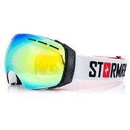 Stormred SNOW 3500 Black/Gold/White - Síszemüveg