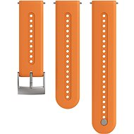 Suunto 24mm Athletic 7 Silicone Strap Orange S/M - Szíj