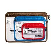 Tatonka Zip Flight Bag Set Transparent Uni - Kozmetikai táska
