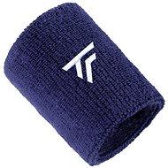 Tecnifibre Wristband XL kék - Csuklópánt