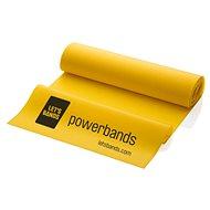 LET BANDS FLEX - sárga