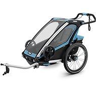 THULE CHARIOT SPORT 1 BLUE 2019 - Kocsi