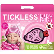 Tickless Baby rózsaszín - Riasztó