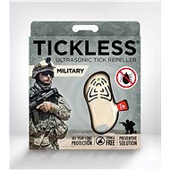 Tickless Military bézs
