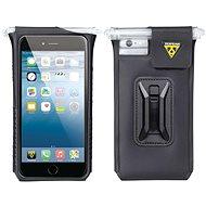Topeak Smartphone Drybag iPhone 6 Plus, 7 Plus, 8 Plus készülékhez - fekete - Telefontartó