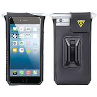 Topeak Smartphone Drybag iPhone 6 Plus, 7 Plus, 8 Plus készülékhez - fekete