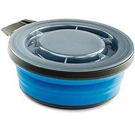 GSI Outdoors Escape Bowl + Lid 650ml - kék - Tál