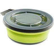 GSI Outdoors Escape Bowl + Lid 650ml - zöld - Tál