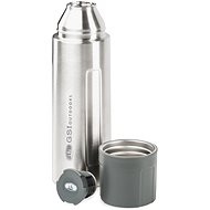 GSI Outdoors Glacier Stainless Vacuum Bottle 1l stainless - Termosz