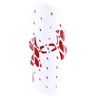 Under Armour Flex piros/fehér - Futball lábszárvédő