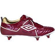 Umbro SPECIALI -A-SG piros / fehér - Futballcipő