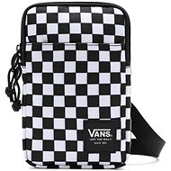 Vans WM CALL WAITING LANY Black/White Che - Táska