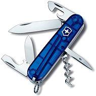 Kés Victorinox SPARTAN átlátszó kék 91 mm - Nůž