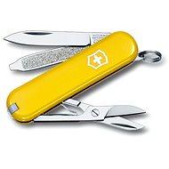 Kés Victorinox CLASSIC SD sárga 58mm - Nůž