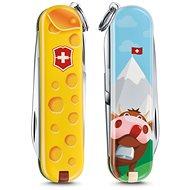 Kés Victorinox Classic Alps Cheese zsebkés - Nůž