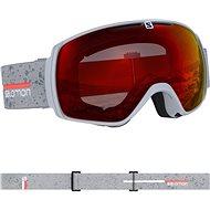Salomon XT ONE Grey matt/Univ.Mid Red - Síszemüveg