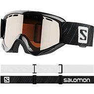 Salomon JUKE Black/Univ Silver - Síszemüveg