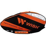 Wish Bag WB3035, fekete-narancsszín - Sporttáska