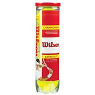 Wilson Championship Extra Duty 4Tball - Teniszlabda