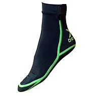 Xbeach fekete - Neoprén zokni