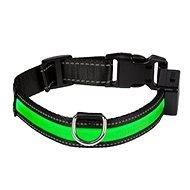 Eyenimal világító nyakörv kutyáknak - zöld - S - Nyakörv