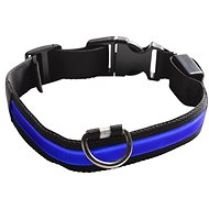 Eyenimal világító nyakörv kutyáknak - kék - S - Nyakörv