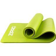 Zipro Exercise mat 10mm lime green - Fitness szőnyeg