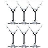Crystalex LARA koktélos poharak 210ml 6db - Pohárkészlet