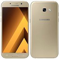 Samsung Galaxy A5 (2017) aranyszínű - Mobiltelefon