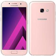 Samsung Galaxy A3 (2017) Pink - Mobiltelefon