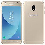 Samsung Galaxy J3 Duos (2017) arany - Mobiltelefon