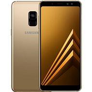 Samsung Galaxy A8 Dual arany - Mobiltelefon