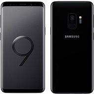 Samsung Galaxy S9 Duos fekete - Mobiltelefon
