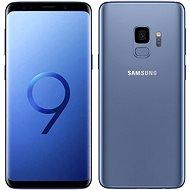 Samsung Galaxy S9 Duos kék - Mobiltelefon