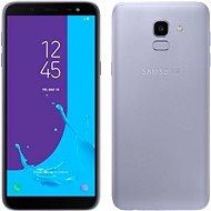 Samsung Galaxy J6 DUOS Violet - Mobiltelefon