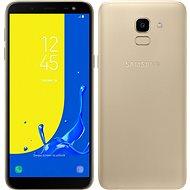 Samsung Galaxy J6 DUOS Arany - Mobiltelefon