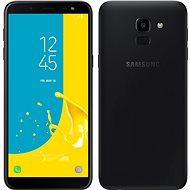 Samsung Galaxy J6 DUOS fekete - Mobiltelefon