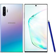 Samsung Galaxy Note10+ Dual SIM 512GB, ezüst - Mobiltelefon