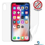 Screenshield Anti-Bacteria APPLE iPhone X - teljes készülékre - Védőfólia