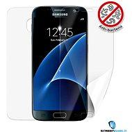 Védőfólia Screenshield Anti-Bacteria SAMSUNG Galaxy S7 - teljes készülékre