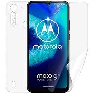 Screenshield MOTOROLA Moto G8 Power Lite XT2055 az egész telefonra - Védőfólia