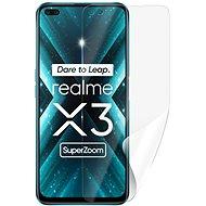 Screenshield REALME X3 SuperZoom kijelzőre - Védőfólia