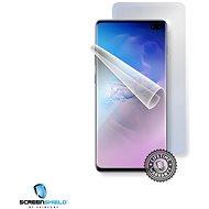 Screenshield SAMSUNG Galaxy S10+ teljes készülékre - Védőfólia