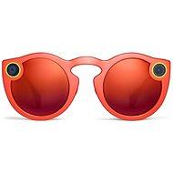 Snapchat szemüveg narancs - Szemüveg