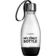 SodaStream Személyes palack  0,6 l fekete - Csere palack