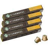 Starbucks by Nespresso Blonde eszpresszó sült 10db; 4x - Szett